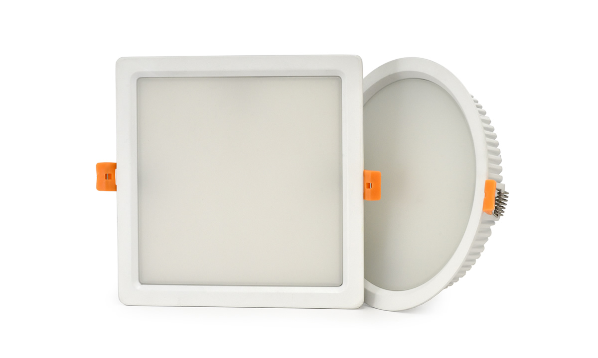 LED Downlight (Square / Round)