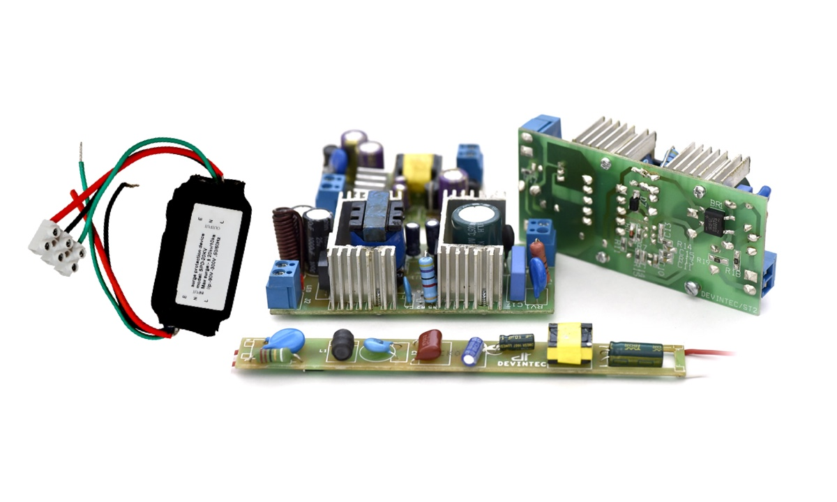 Led Drivers Dt Lights Bis Approved For Domestic Driving Circuit